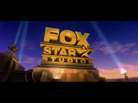 Fox Star Studios logo with X-Men fanfare