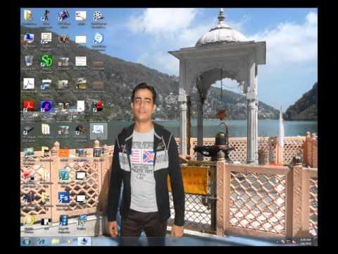 set three country clock at desktop