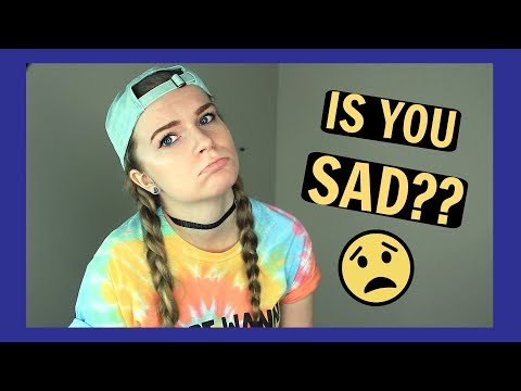 IS YOU SAD TODAY?!?!?!