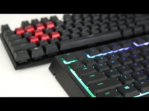 Razer Ornata Chroma vs HyperX Alloy FPS $99 Keyboards