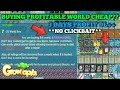 Buying world profitable Cheap??, Collect Wls in vending Profit (DL+) - Growtopia