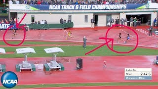 USC's historic, stunning 4x400m relay comeback in 2018 NCAA Championship