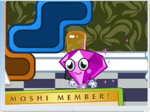 How to get roxy on Moshi Monsters!