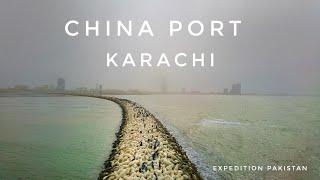 China Port Karachi - Expedition Pakistan
