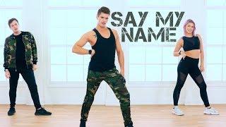 Say My Name - David Guetta, Bebe Rexha & J Balvin | Caleb Marshall | Dance Workout