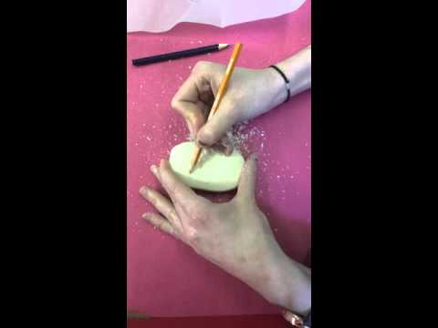 Soap Carving Demo Vid - Year 9