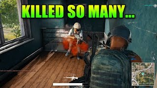 We Killed So Many Of Them! | PlayerUnkown