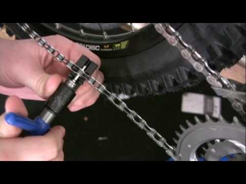 Removal and Installation of Bike Chains