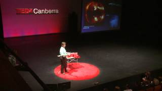 Download The fourth state of matter - plasma | Christine Charles | TEDxCanberra Video