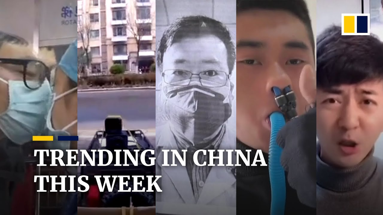Trending in China this week: China mourns coronavirus whistle-blower doctor, and more
