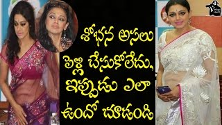 Shobana Still Single | See Actress Shobana Latest Photos | W Telugu Hunt