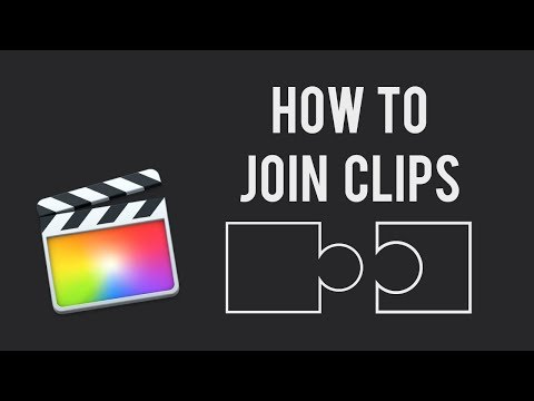 How to join clips or heal cut points in FCP