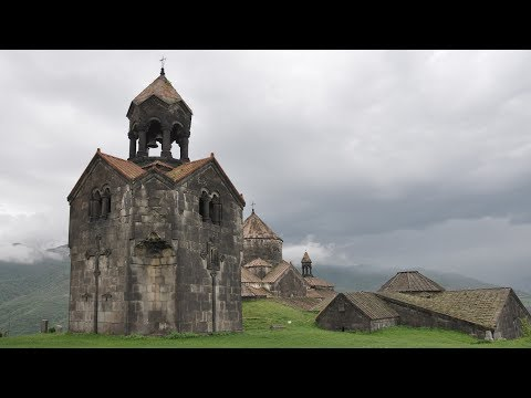 Armenia - Haghpat Monastery - Հաղպատավանք