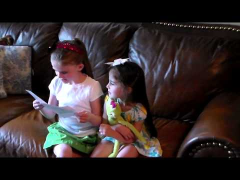Creative Way to Tell the Kids You're Pregnant (Pregnancy Announcement with Kids)