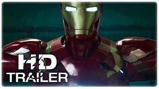 Black Panther Trailer #3 Iron Man (2018) Marvel Superhero Movie HD