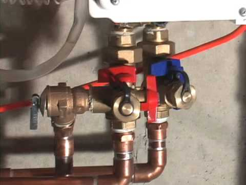 Installing - Takagi Tankless Water Heaters