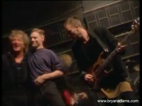 Bryan Adams, Rod Stewart & Sting - All For Love