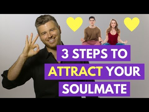 3 Steps to Attracting Your Soulmate And True Love | Adam LoDolce