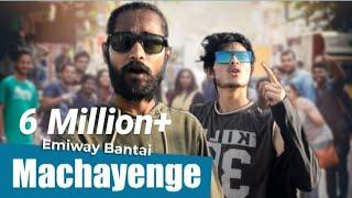 MACHAYENGE || Zaid - Emiway | Bhot Hard | ViralGang VG