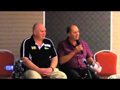 Grants & Sponsorship Panel at the Aboriginal Sports Conference
