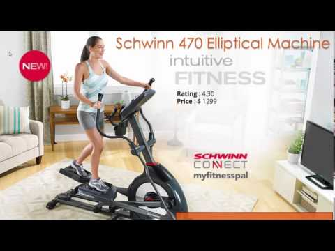 Top 10 Pick - Best Elliptical Machines In The Market Right Now!
