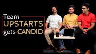 Team Upstarts talks about the movie   Priyanshu Painyuli, Shadab Kamal, Chandrachoor Rai