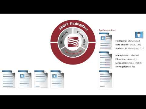 Forms Processing with ABBYY FlexiCapture