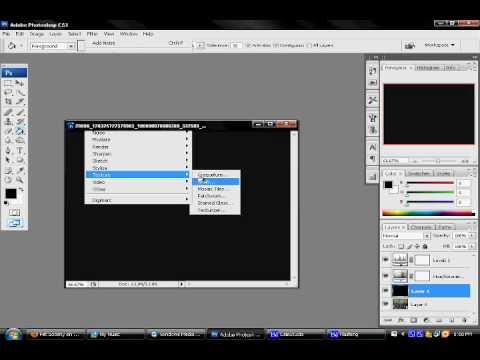 Photoshop CS3 - Make a Old Photo Style