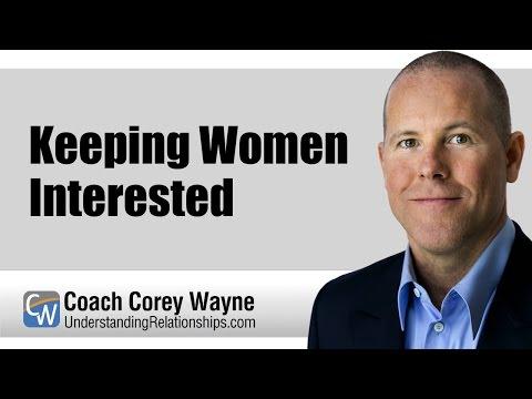 Keeping Women Interested