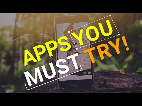 Apps that You Must Try On Your Android Phone