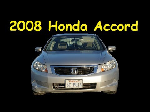 FOR SALE ~ 2008 HONDA ACCORD ~ CHEAP RELIABLE ECONOMICAL CAR