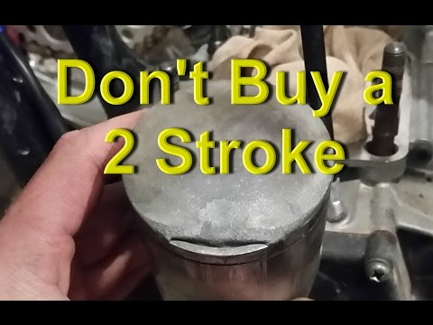 Don't Buy a 2 Stroke Before you watch this Video