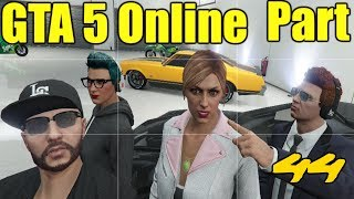 The FGN Crew Plays: Grand Theft Auto 5 Online #44 - Tron Trails (PC)