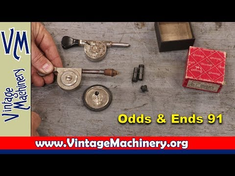 Odds & Ends 91:  New Tools and Projects