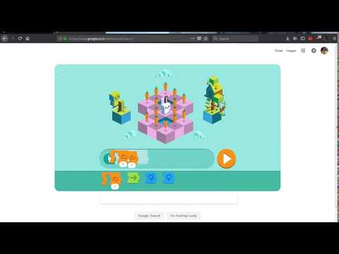 [Shortest Solution] Google 50 years of kids programming language part 1