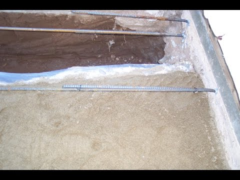 Alternating Full-Length Rebar Dowels For Stronger Concrete Slabs – Remodeling Tips