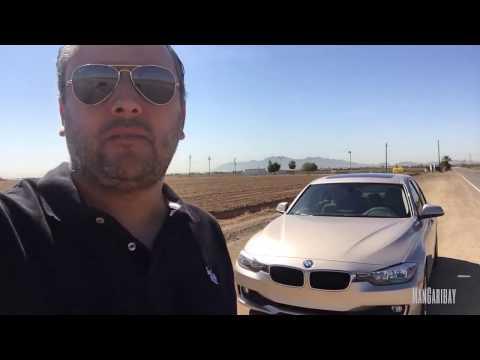 2015 BMW 320i Sport Sedan Video Review