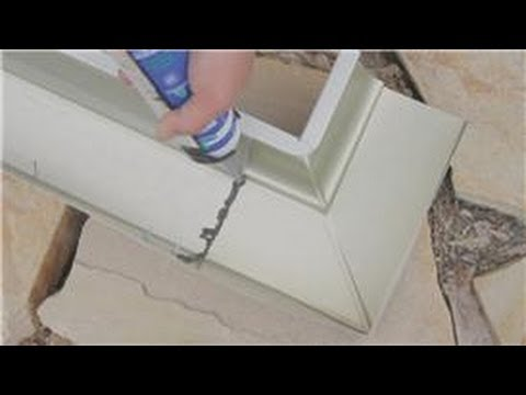 Gutter Maintenance : How to Repair a Joint in a Metal Gutter