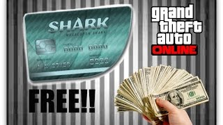 gta 5 online free shark card codes