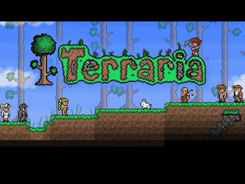 Terraria tutorials -1- How to get the Shadow Key