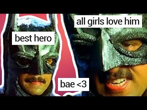 THE BEST BATMAN