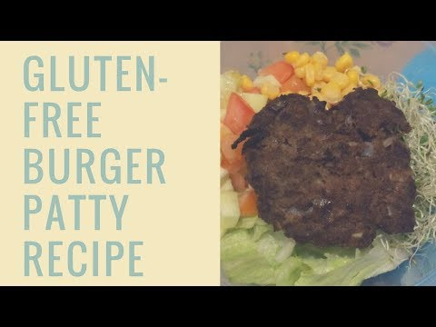 Simple Gluten-Free Burger Patty Recipe - HealthyActiveFoodie