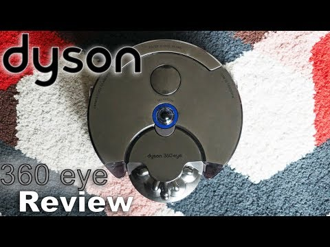 Dyson 360 Eye Robot Vacuum Review | One Year Later Review