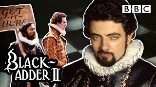 Blackadder II's funniest and rudest put downs 😂 | Blackadder - BBC