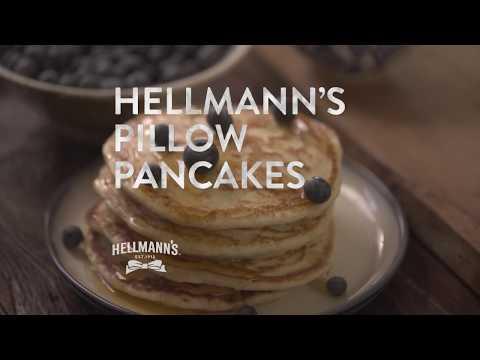Pillow Pancakes