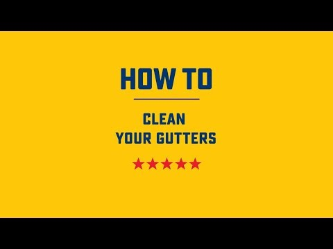 How to Clean Your Gutters - Roto-Rooter