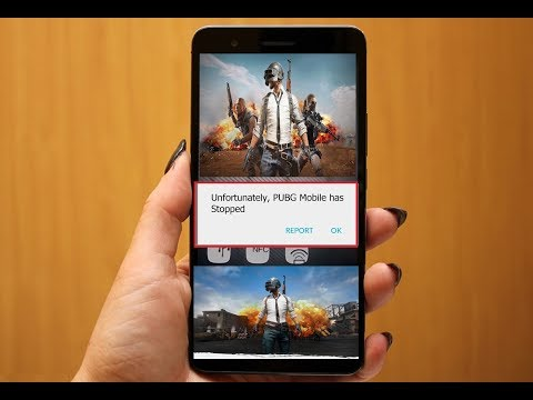 How to Fix PUBG Mobile Has Stopped & Lag Issues in Phone