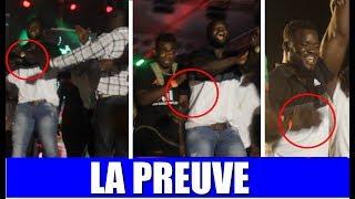 Jamais vu: Eumeu Séne humilie carément Baboye en public de Wally Seck Bercy Pikine Regarder tout...