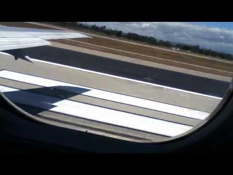 Alaska 252 takeoff lax