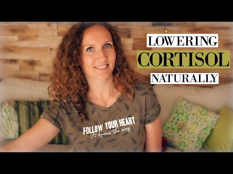 How To Lower High Cortisol Naturally
